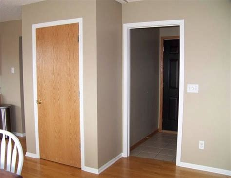 white trim with wood doors white wood trim crowdbuild for