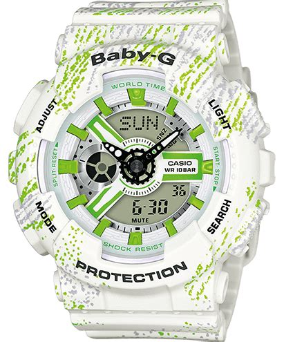 Ba 110tp 7aer baby g productos