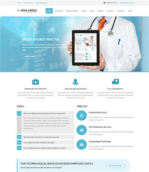 suggestive themes meaning 15 brilliant premium medical wordpress theme