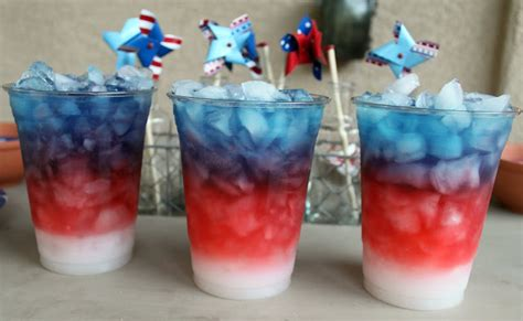 drink up red white blue drink ideas for your 4th of july party millennial life