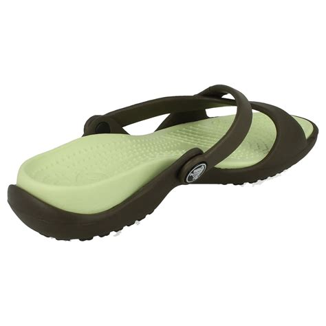Slipon Sporty 2 crocs slip on sandals sporty adara ebay