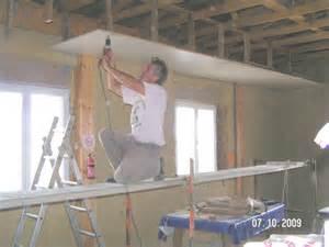 plafond suspendu en bois 224 l 233 tage des enduits en terre