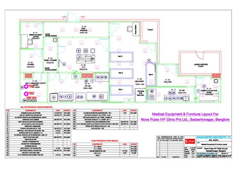 chemical laboratory design layout pdf ivf turnkey projects