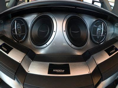 best car speaker system 108 best images about car audio on cars