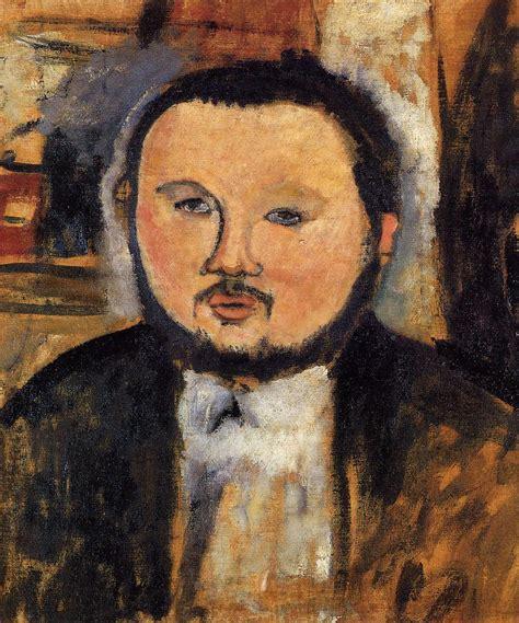 diego painting portrait of diego rivera 1914 amedeo modigliani