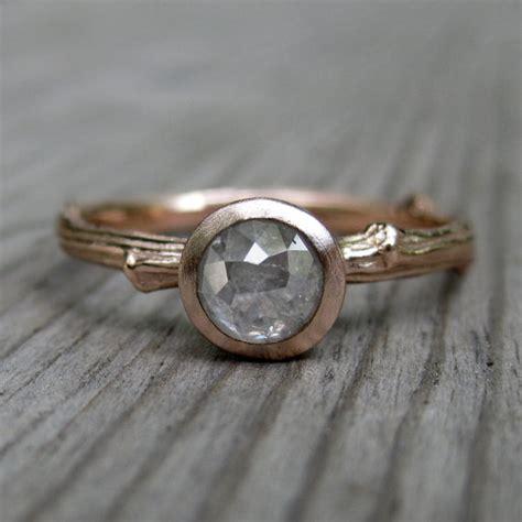 rustic wedding ring sets rustic wedding ring sets