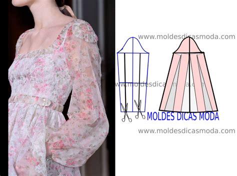 layout blog de moda detalhes de modelagem e design de moda moldes moda por