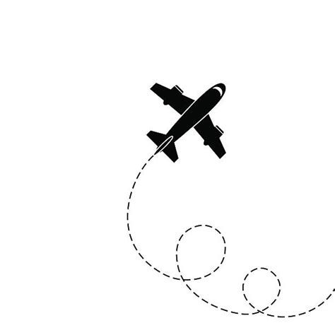 clipart vectors royalty free airplane clip vector images