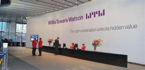 Williz Tower Watson Mba by Willis Towers Watson Saville Av
