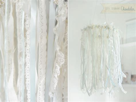 diy ribbon lace chandelier with embroidery hoop ribbon chandelier chandeliers and embroidery