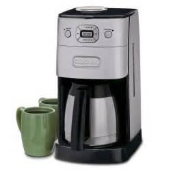 Automatic Grinder Coffee Maker Cuisinart Grind Brew Thermal Automatic Coffee Maker 10