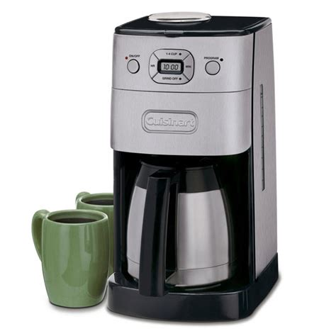 Mac Kitchen Knives by Cuisinart Grind Amp Brew Thermal Automatic Coffee Maker 10