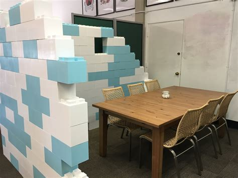 room block easy to build modular walls and room dividers for home and industrial use everblock