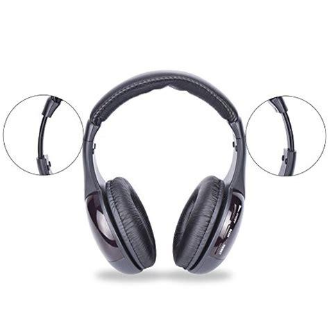 Headset Musik rybozen 5 in 1 wireless tv kopfh 246 rer digital fernsehen kopfh 246 rer ear musik headset mit fm