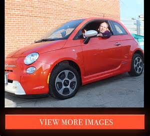 Fiat Warranty Transfer Purchase New 2013 Electric Fiat500e Personalized By Hans