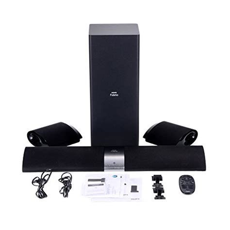 Philips Fidelio Css7235y Home Theater philips fidelio htl9100 sound bar system for home home
