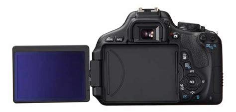 Kamera Canon Flip Screen hvilket kamera help foto start