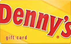 Denny S Gift Card - denny s gift card discount 8 10 off
