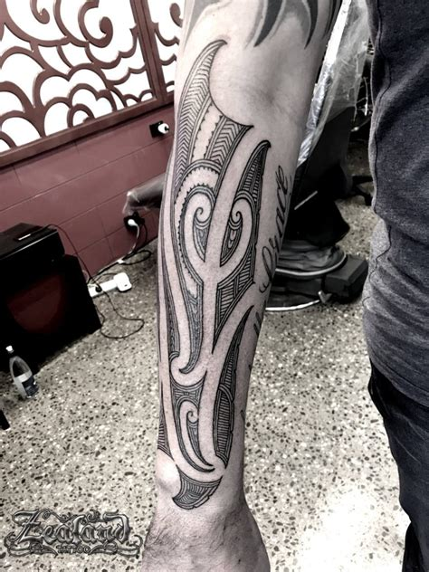 small maori tattoo maori gallery zealand