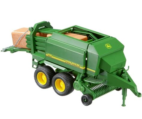 bruder farm toys bruder toys john deere big bale press 02017 farm toys online