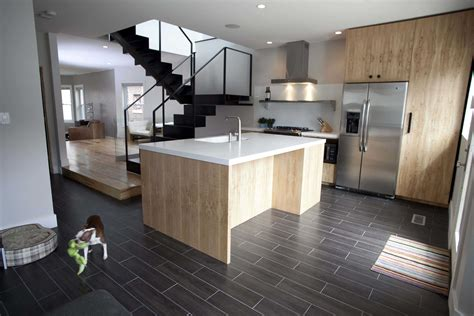 modern kitchen flooring modern interiors and traditional exteriors in this