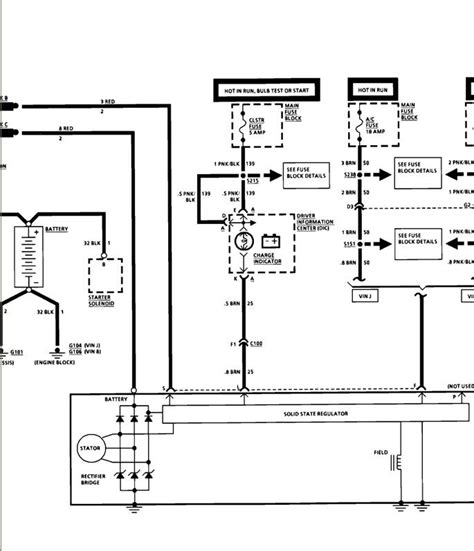 1992 chevy caprice alternator wiring diagram wiring diagrams