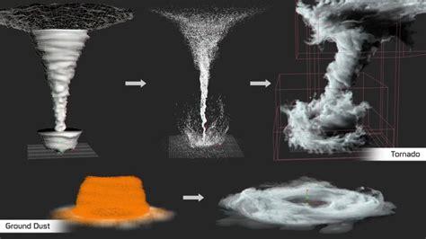 blender tutorial tornado tornado vfx breakdown