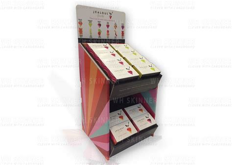Countertop Displays Cardboard by Counter Display Boxes Point Of Sale Units