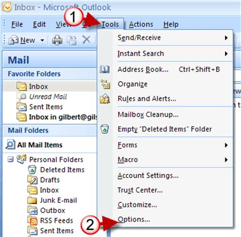 change email layout outlook 2007 feature ultimate guide to editing your email signatures