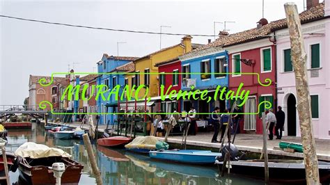 where is factory in italy murano island glass factory tour venice italy