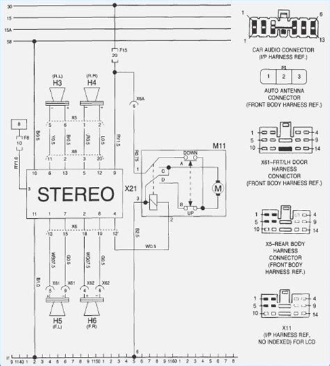 pt cruiser stereo wiring schematic wiring diagrams
