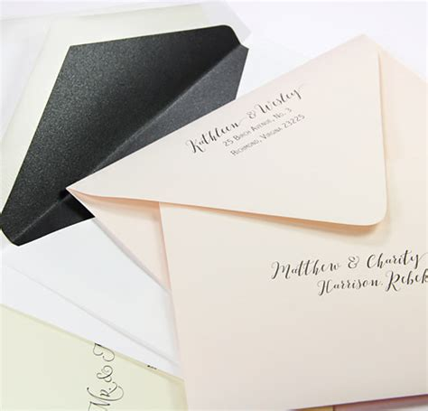 Wedding Invitations Envelopes by Wedding Envelopes Wedding Invitation Envelopes