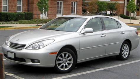 Lexus Es 300 Luxurious Sporty Sedan Design Automobile