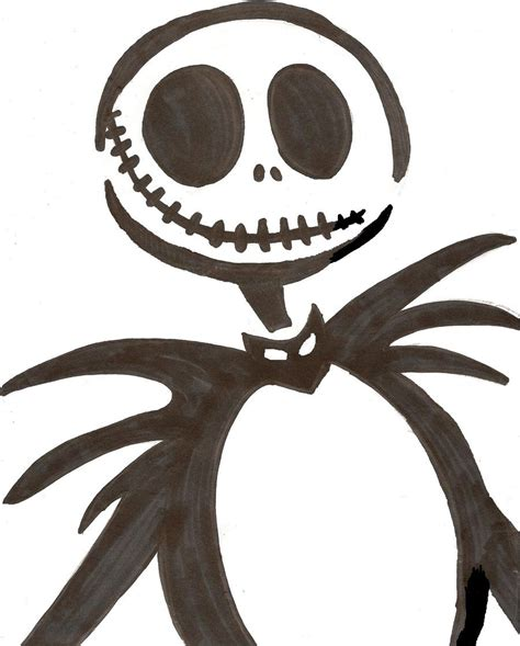 jack skellington stencil by corpsegirl001 on deviantart