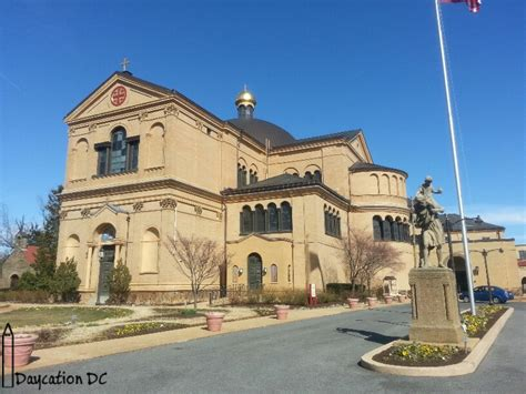 franciscan monastery daycation dc