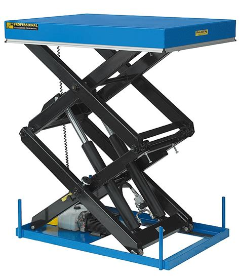 Scissor Table by Static Scissor Lift Tables