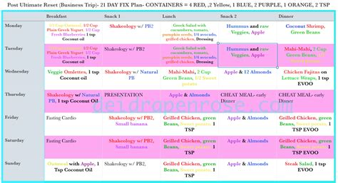 Results Transformation 21 Day Detox by Deidra Penrose 21 Day Ultimate Reset Results 2 X Elite