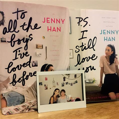 Han Ps I Still You han hardcovers and heroines