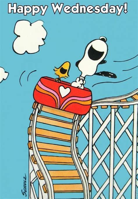 Snoopy Happy Days snoopy happy hump day