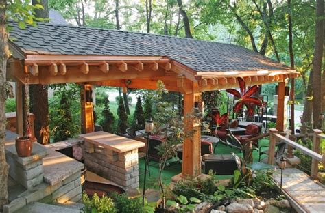 pergola pergola design gazeboremodeling kansas city pergola s craftsman exterior kansas city by decks