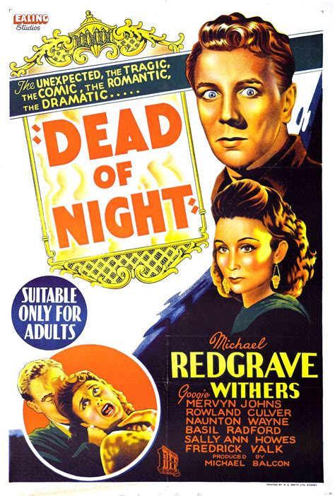 dead of night a dead of night 1945 vintage45 s blog