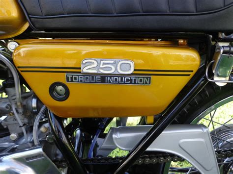 energy induction yamaha dt restored yamaha dt250 1972 photographs at classic bikes restored bikes restored