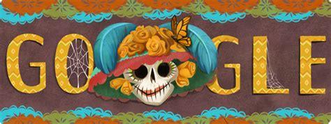 el doodle de hoy en m 233 xico conmemora el d 237 a de muertos