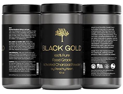 activated charcoal powder large jar food grade