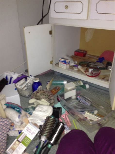 how to organize under the bathroom sink ask away organizing under the bathroom sink