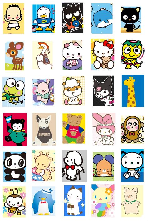 hello kitty themes for myphone rio fun sanrio character names