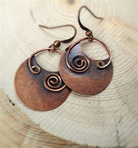 Handmade Copper Jewelry - 25 best ideas about handmade copper jewelry on