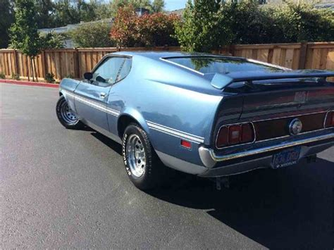 1971 mustang for sale 1971 ford mustang for sale classiccars cc 540770