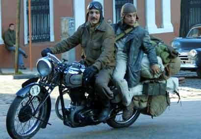 diarios de motocicleta che dany castro di 225 rios de motocicleta