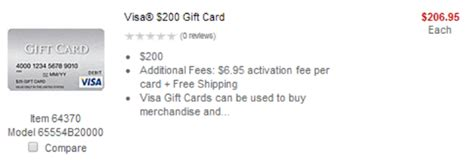 Activate Visa Gift Card For Online Use - best ways to use 200 visa gift cards frequent miler